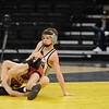 2017 Combine Clash at Carver - Iowa 61 -  Nebraska 13<br /> 90 - Lucas Uliano (IA) over Dyson Kunz (NE) Fall 2:09