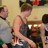 2017 Hudson District<br /> 160<br /> 1st Place Match - Jacob Krakow (Iowa Valley) won by fall over Bryce Schares (Don Bosco)  (Fall 1:16)