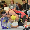 2017 J-Hawk Invitational<br /> 113<br /> 1st Place Match - Drew Bennett (Fort Dodge) won by decision over Kobey Pritchard (Indianola) (Dec 10-8)