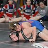 2017 New Hampton Sectional<br /> 120<br /> 1st Place Match - Philip Ihde (Decorah) won by decision over Gunner Rodgers (North Fayette Valley) (Dec 7-2)