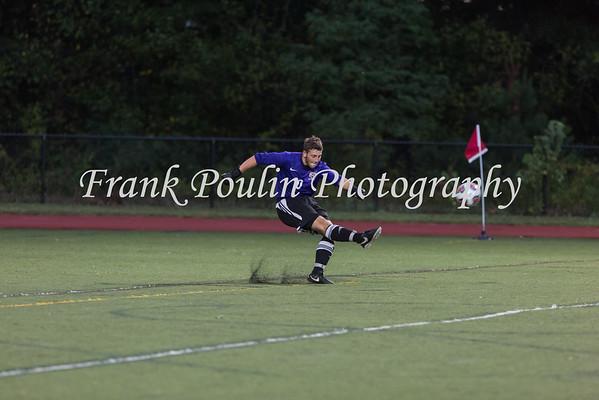 Framingham State men's soccer 9/7/2016