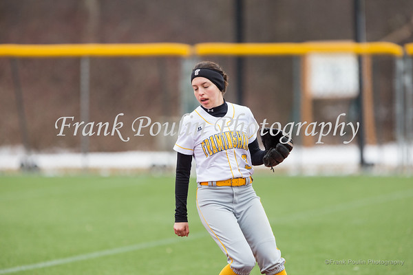 Framingham State softball 3/25/2017