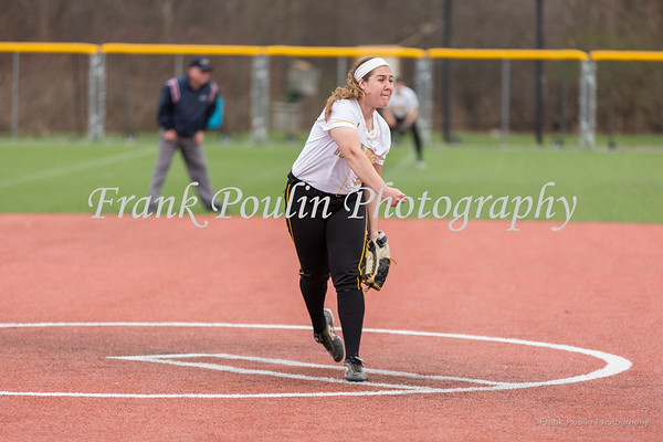 Framingham State softball 4/17/2017