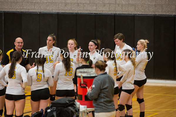 Framingham State volleyball 9/15/2016