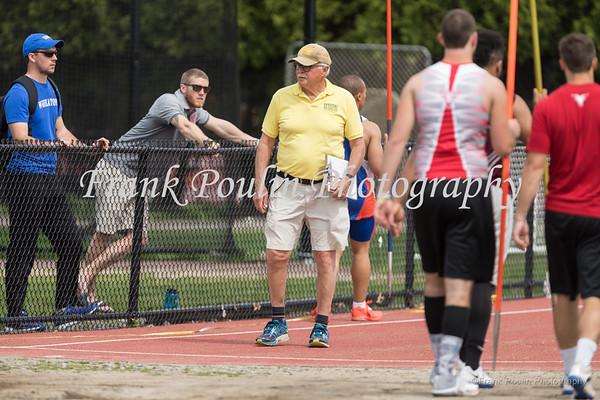 NEWMAC track & field 4/29/2017
