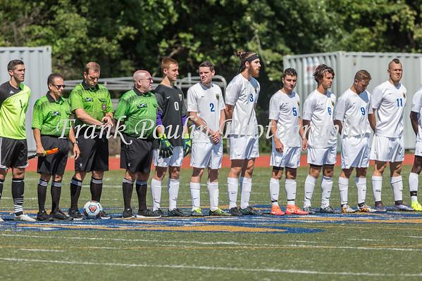 Worcester State men's soccer 9/4/2016