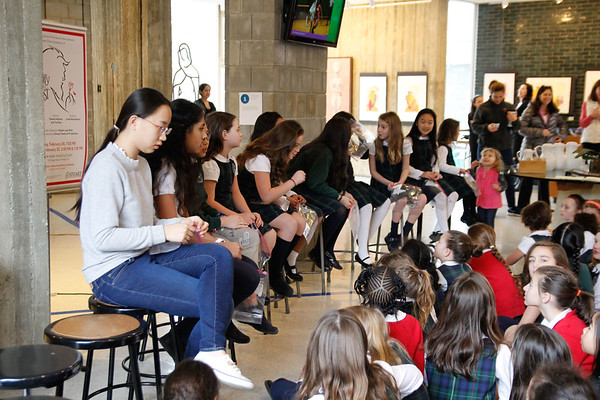 Locks of Love Haircutting Event