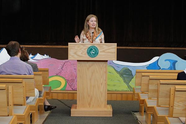 Women in Leadership Speaker: Barbara Byrne