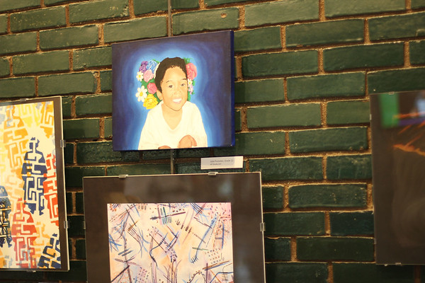 All School Art Show and Spring Concert