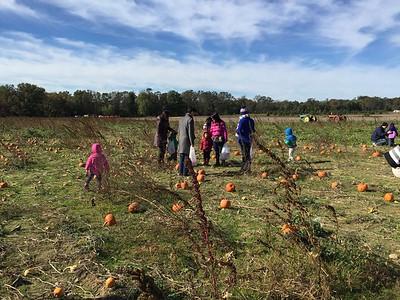 EC Trip to the Pumpkin Patch