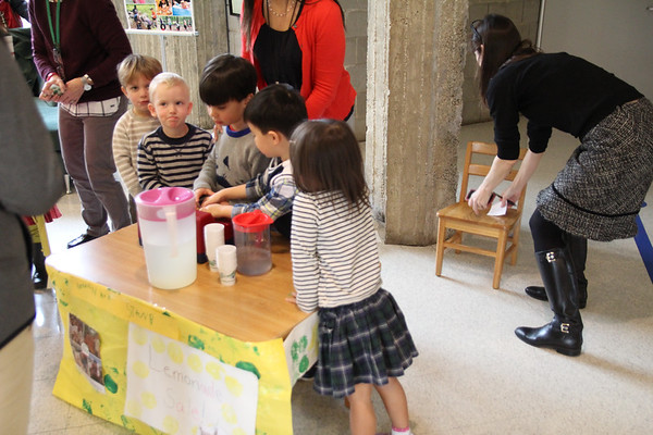 Early Childhood Lemonade Sale