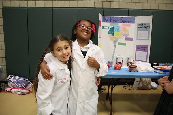 Lower School STEM Fair