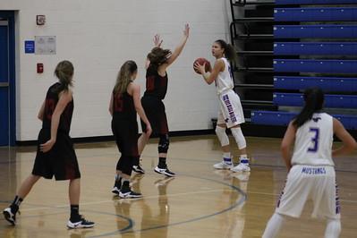 Girls' Basketball @ Tuslaw