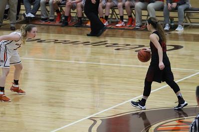 Girls' Basketball vs. Claymont