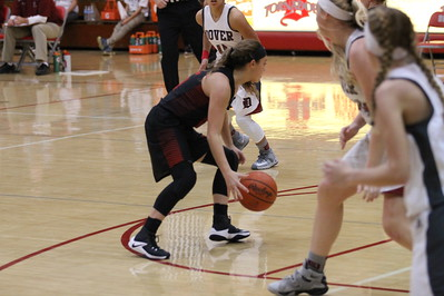 Girls' Basketball vs. Dover