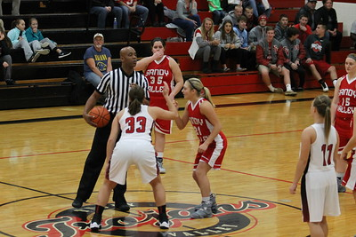 Girls' Basketball vs. Sandy Valley