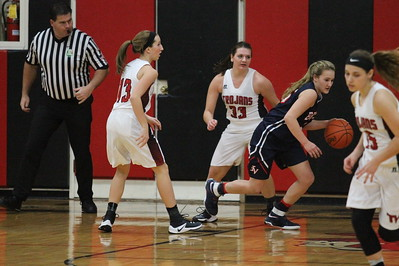 Girls' Basketball vs. IndianValley