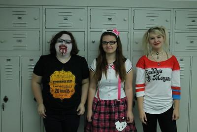 Halloween @ TVHS