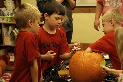 Pumpkins and Apples Activities