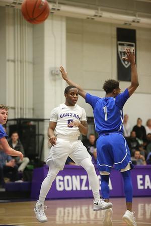 Boys Basketball: Gonzaga vs. O'Connell