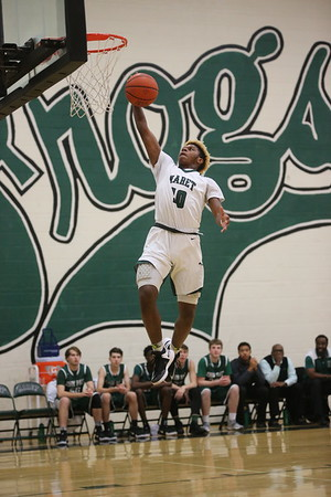 Boys Basketball: Maret vs. John Paul the Great