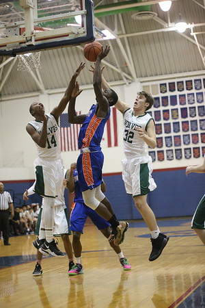 Boys Basketball: Roosevelt at St. Albans Basketball tourney