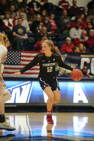 College Women's Basketball: Stanford at George Washington