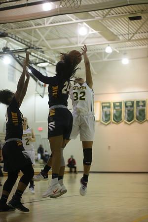 Girls basketball: Visitation vs. Bullis