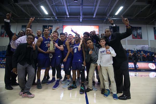 WCAC Boys Basketball Championship : Gonzaga vs Paul VI