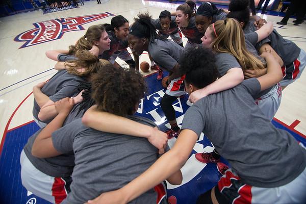 WCAC Girls Basketball Championship: St. John's vs. Paul VI