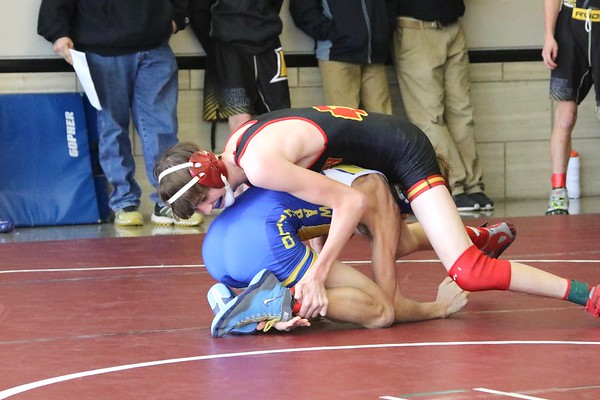 Marion at Mt. Vernon Wrestling Invitational 12/10/16