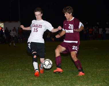 2016 AMHS Boys Soccer vs Proctor photos by Gary Baker
