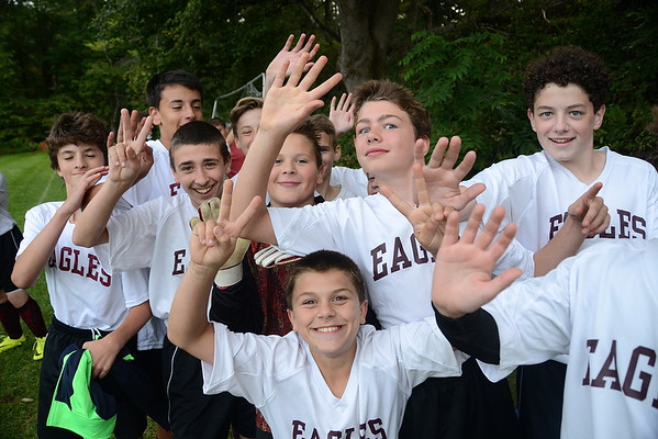 2016 AMHS M.S. Boys Soccer vs Maple Street photos by Gary Baker
