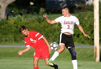 2016 AMHS Varsity Boys Soccer vs LTS photos by Gary Baker