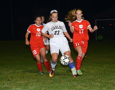 2016 AMHS Varsity Girls Soccer vs LTS photos by Gary Baker