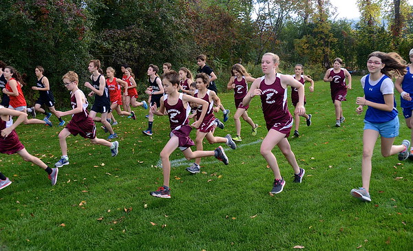 2016 AMHS X-C at LTS photos by Gary Baker