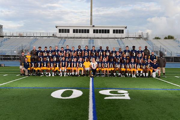 2016 Football Team and Individual Photos