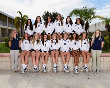 2016 Girls Volleyball