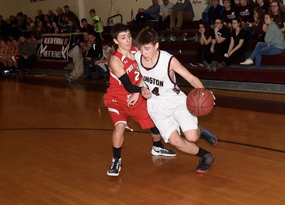 2017 AMHS Boys JV Basketball vs TV photos by Gary Baker