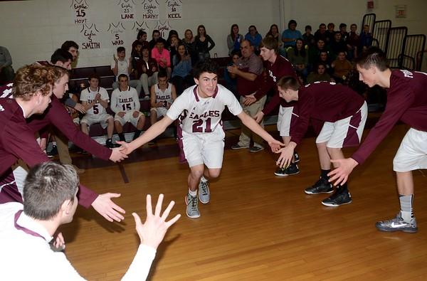 2017 AMHS Boys Varsity Basketball vs PHS photos by Gary Baker