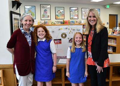4th Grade Community Leadership Fair