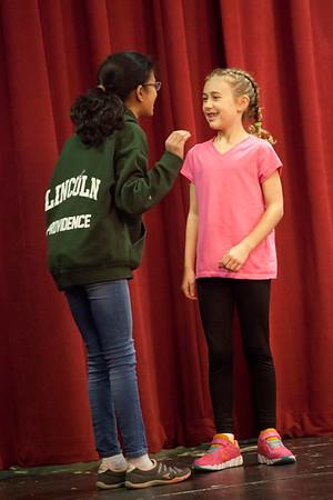 5th Grade Drama Share