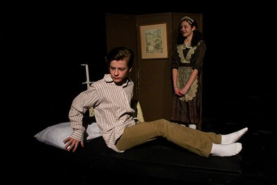 AMHS Presents...Oliver Twist...A Preview III photos by Gary Baker