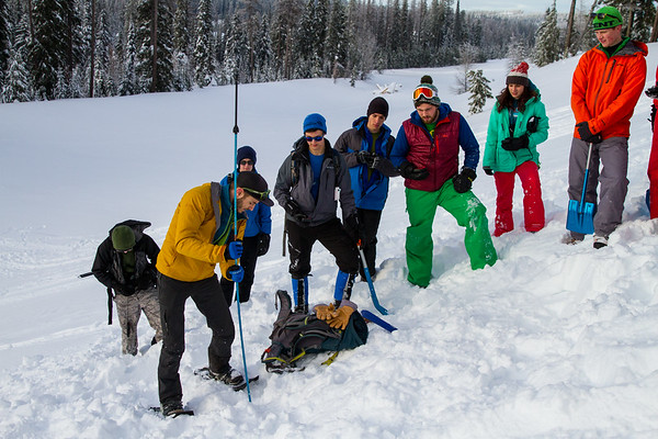 01-28 ASWWU Outdoors Avalanche Training