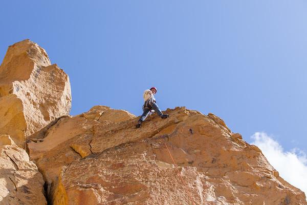 04-15 ASWWU Outdoors Rock Climbing