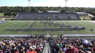 Area Marching Contest