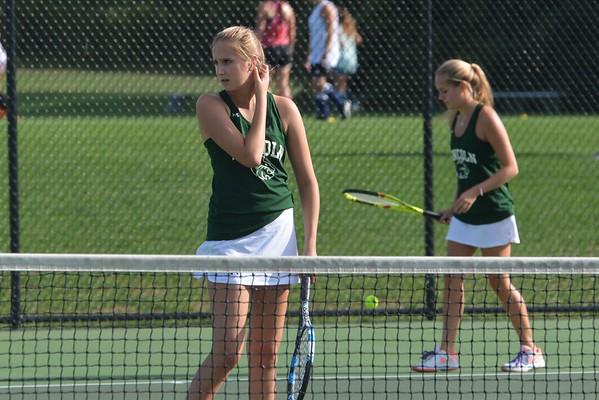 Tennis vs NK 9/8/16