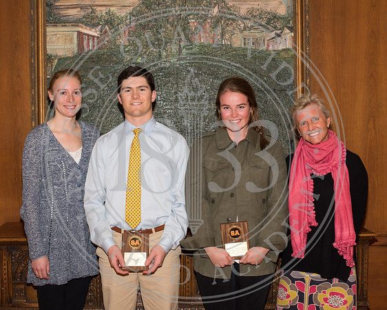 Winter Athletic Awards