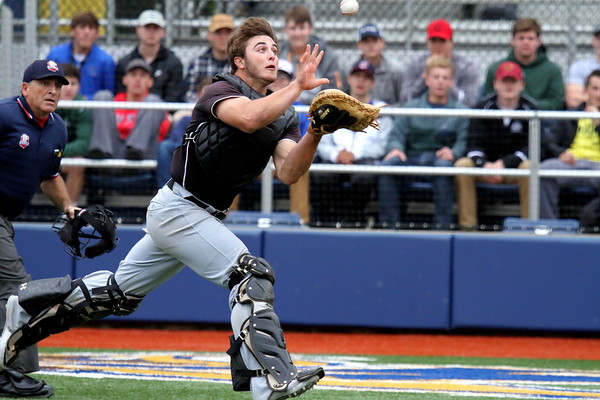 Baseball - Aurora v Mentor Regional Semi