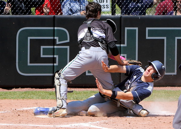 Baseball - Twinsburg v Nordonia Sectional
